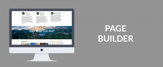 Using Page Builder
