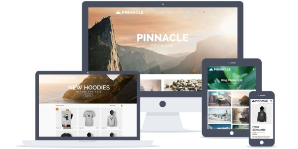 Pinnacle Premium WordPress Theme