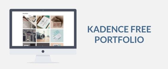 Creating a Portfolio Page with Kadence Free Themes