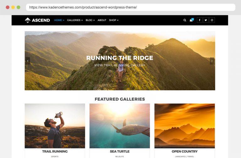 Ascend Free WordPress Theme - Kadence Themes