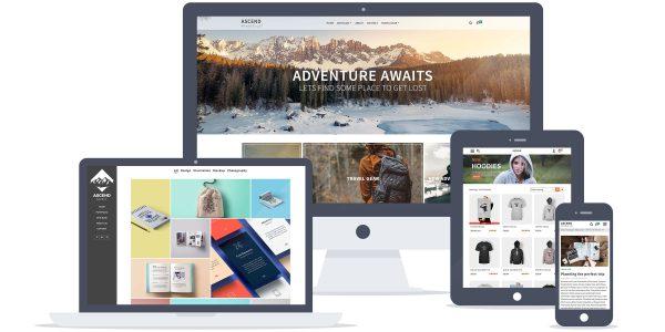Ascend Premium WordPress Theme