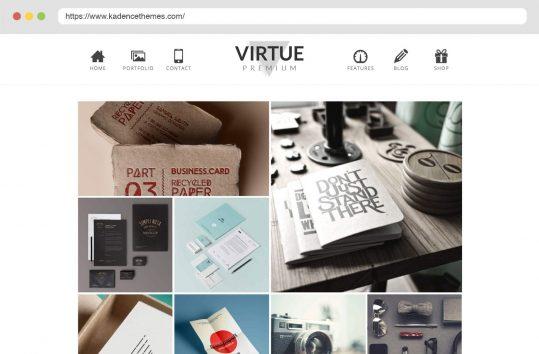 Virtue Premium Portfolio Mosaic