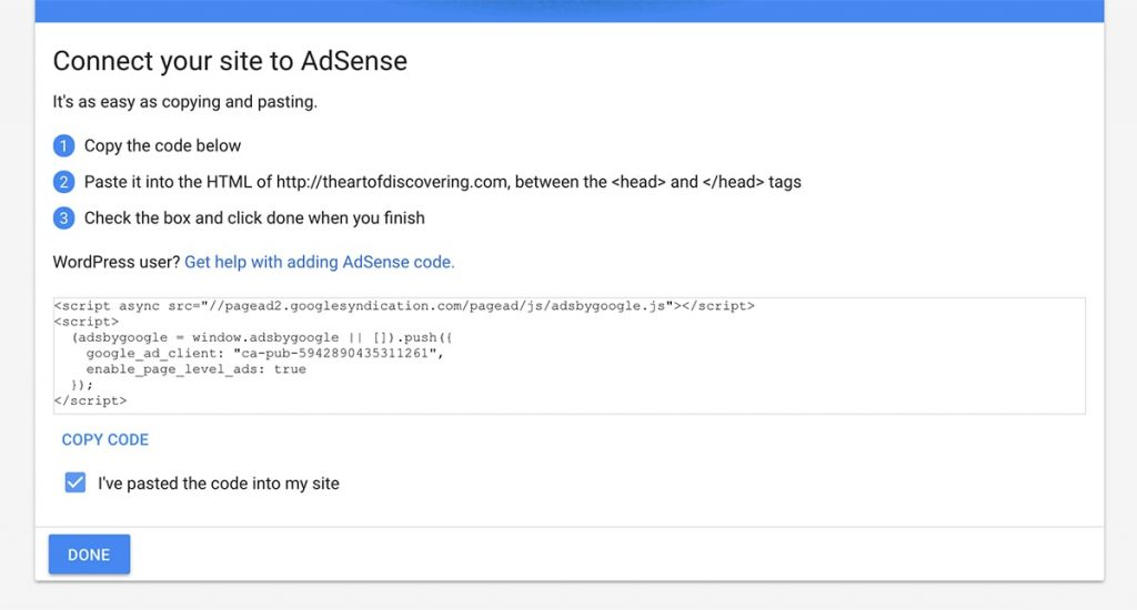 Getting Started with Google AdSense - Kadence Themes