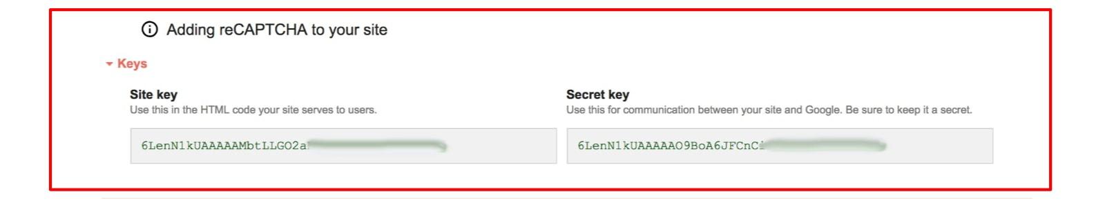 retrieve-recaptcha-keys-kadence-themes
