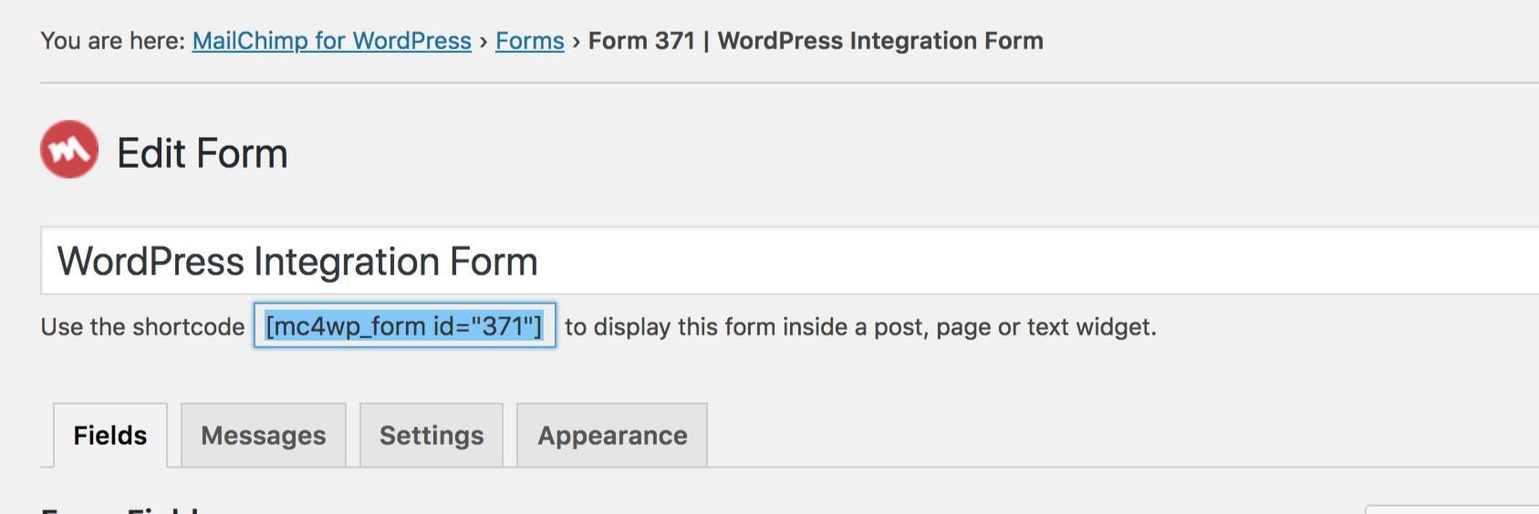 mailchimp-form-shortcode-kadence-themes