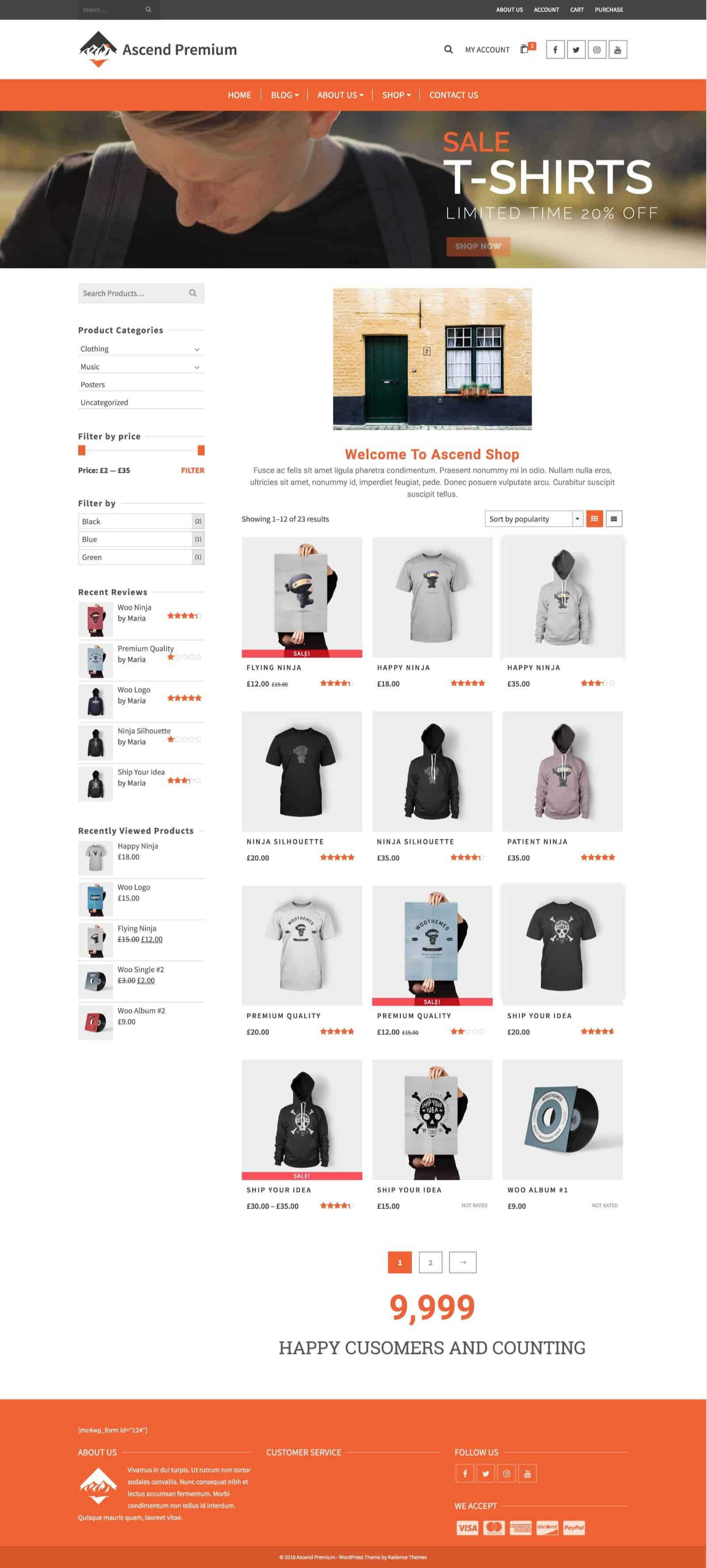 Build Shop Pages With WooCommerce Elementor Pro - Kadence WP